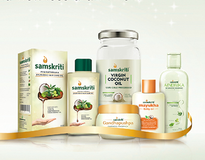 Samskriti Products - Package Design