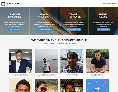 Cashkumar Website