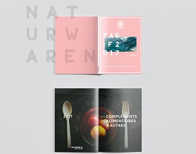 Minimalist Magazines - Dr.Theiss new project