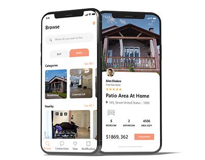 Mobile Design Challenge / Figma Free / UX / UI / App