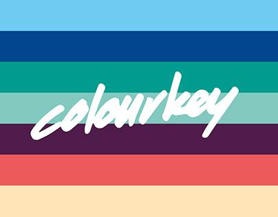 colourkey, Into the pleasure!