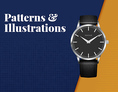 Vector Patterns & Illustrations