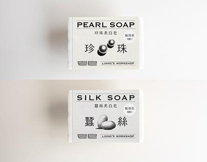皂良 LIANG'S WORKSHOP 手工皂包裝
