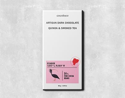Cocoloco (Artisan Dark Chocolate)