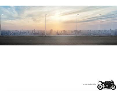 BMW S 1000 RR - Print Ads