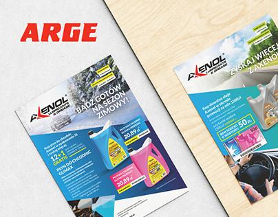 ARGE / Leaflets