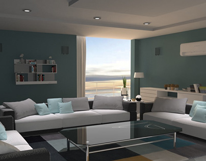 Interior Renderings and Visualizations
