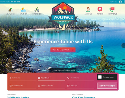 Wolfpack Lodge
