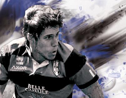 Affiche / encart web - Parco Rugby