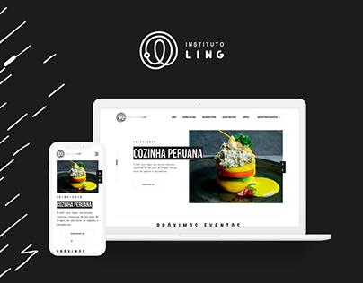 Instituto Ling | Website