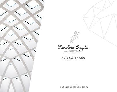 Karolina Czapla - Brand Book