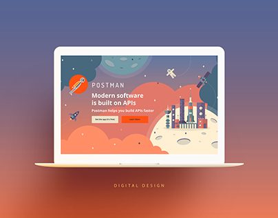 Postman - Digital Design