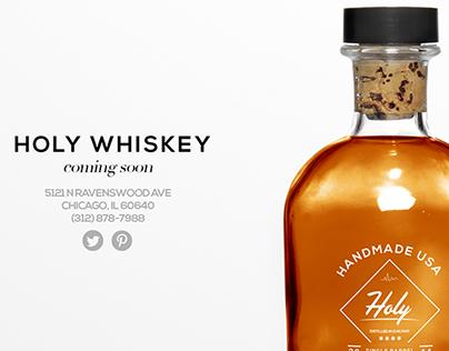 Holy Chicago - Handmade Whiskey & Beer