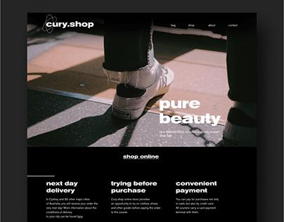 Multi-brand shoe store