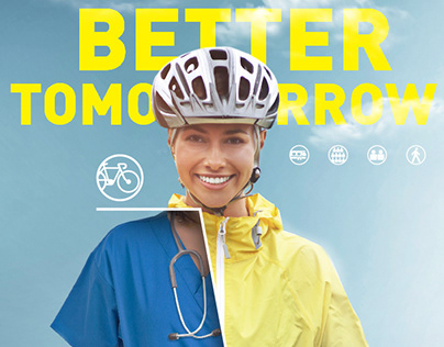 For a Better Tomorrow Cycling PSA