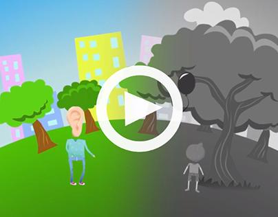 Animación 2D - Video Institucional ALocoMotion