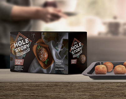 The Hole Story Donuttery