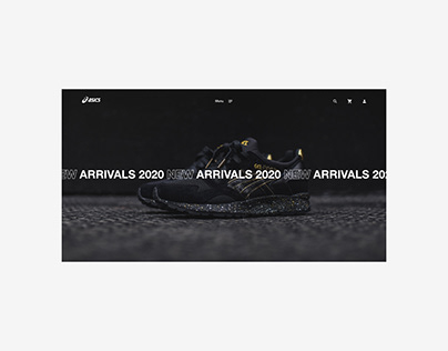 ASICS Online Store