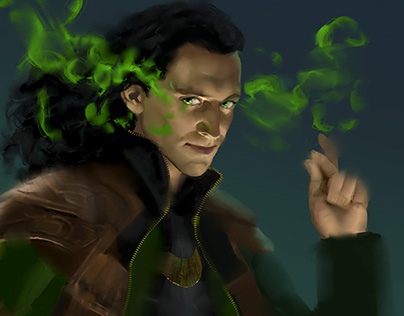 Loki - fanart