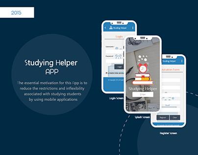 Studying Helper APP