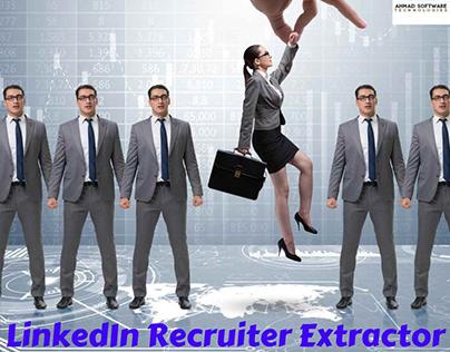 LinkedIn Recruiter Extractor