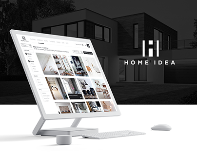 Home Idea - webdesign and brand identity