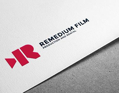 Remedium Film. Logo presentation