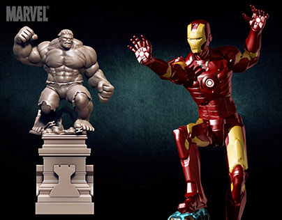 The Marvel Chess