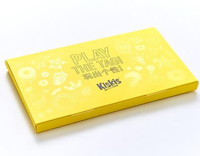 KisKis - DIY2.0 Candy Packaging