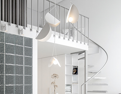 Tiny Apartment in Moscow | Russia | 25.6 m2