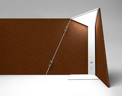 Pablo Designs - Corner Office