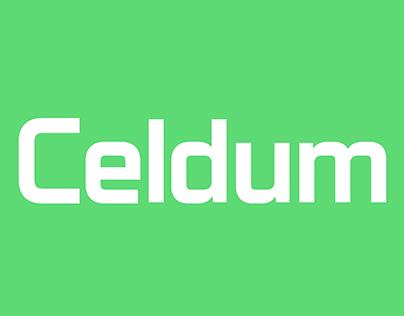 Celdum - Type Family
