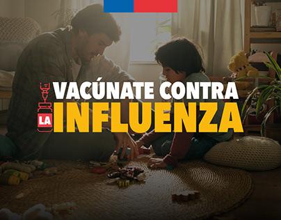Minsal - Vacúnate contra la Influenza