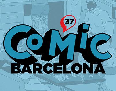 WEB COMIC BARCELONA