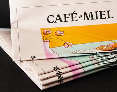 CAFÉ & MIEL