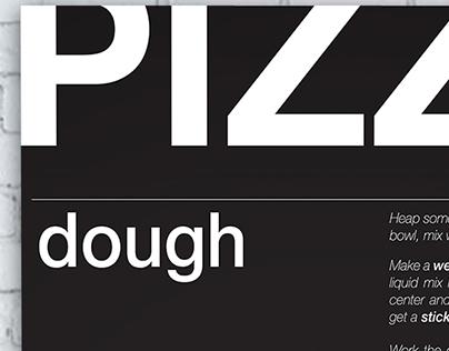 Swiss pizza