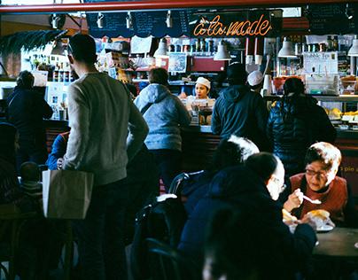 The Public Market on Granville Island