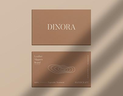 Brand Identity / DINORA