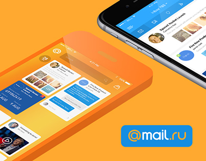 Concept for Mail.ru competition