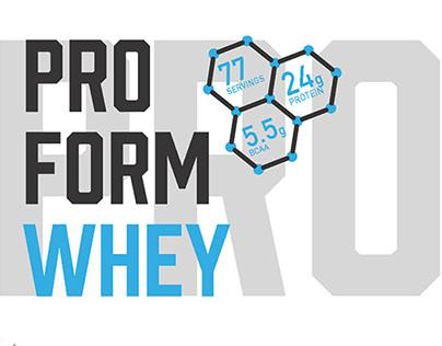 ProForm Nutrition - Brand