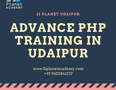 Advance php traininig in udaipur