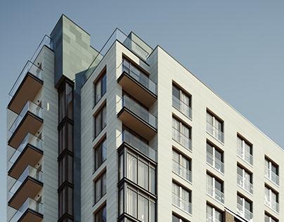 HOTEL BUILDING CONCEPT