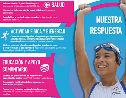Infografía: Special Olympics