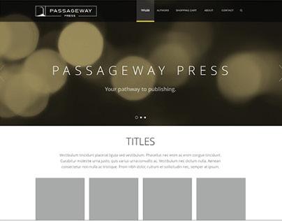 Passageway Press Brand Design