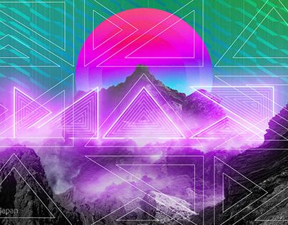 NEON MOUNTAINS