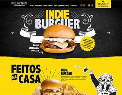 Meating Burger