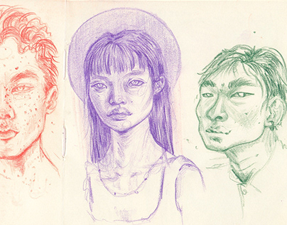 sketchbook tour (jan-march)