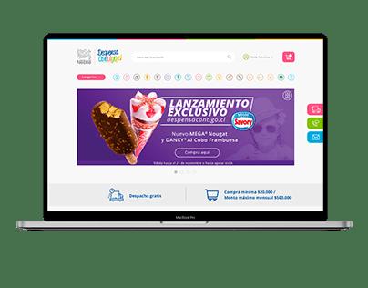 Nestle Despensa Contigo - UI