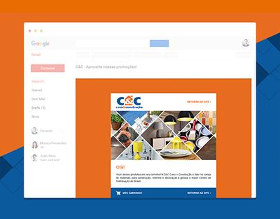 C&C - Email Remarketing