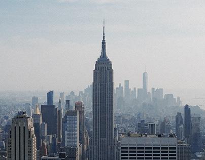 Symmetry in New York